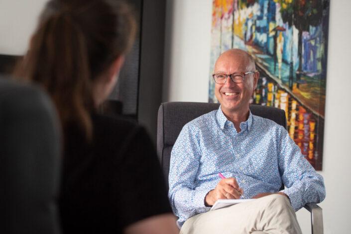 Personal Branding Fotografie, Portretten van ondernemer en tekstschrijver Peter Otte